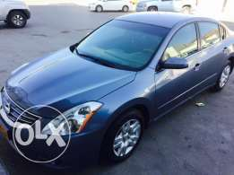 Nissan Altima 2012 V4 expact driven