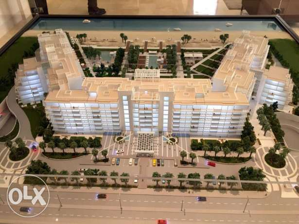 the8 from ifa in palm jumeira 1bedroom + maidr sea view مسقط -  4