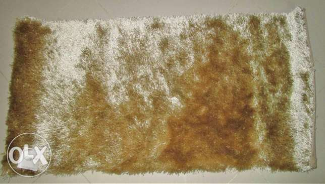 New Fluffy Rugs Different Sizes, from Spain