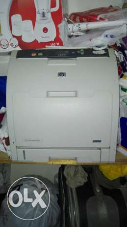 HP color laser Jet 3600n
