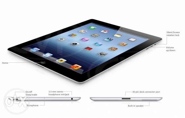ipad 3ed generation