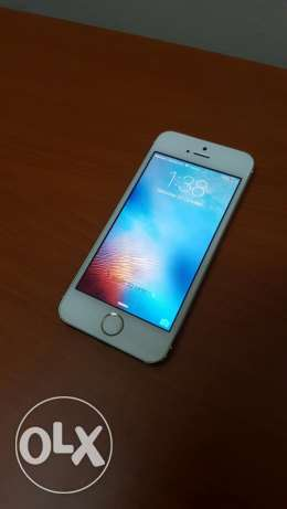 iPhone 5s for sale - 75 rials