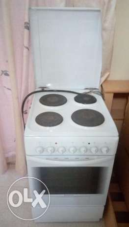 Cooking Range ariston 4burner,Oven,cooker