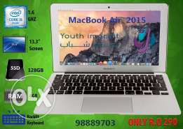 , Macbook air 2015