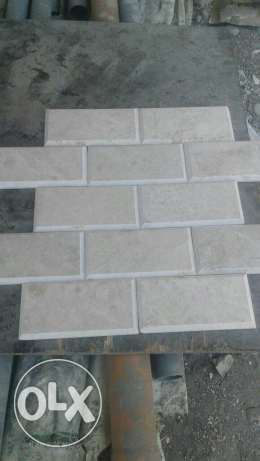 Wall cladding and flooring in omani marble
