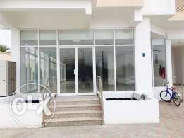 Showroom For Rent In AL Ghubra Near Mars 270 Sq.Meter