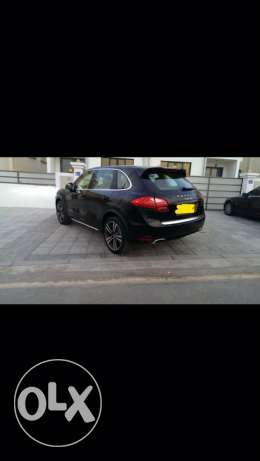Porsche cayenne low mileage