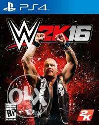 wwe 2k16 for ps4 السيب -  1