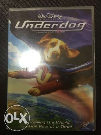 Underdog Movie DVD
