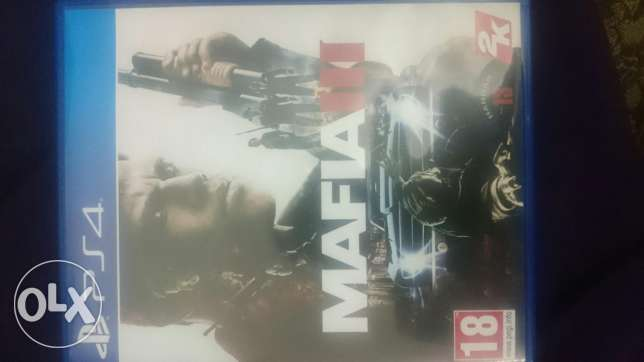 Mafia 3 like new