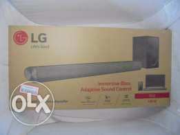 Brand New & Unused LG Sound Bar with external Woofer