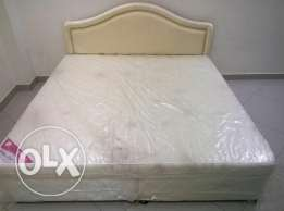 Matress with bed