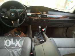 BMW 530i 2007 full option
