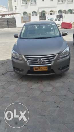 Nissan Sentra 2014 model - 25000 km.. for sale driven by Indian مسقط -  3