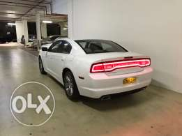Dodge Charger 2012 oman agency perfect condition