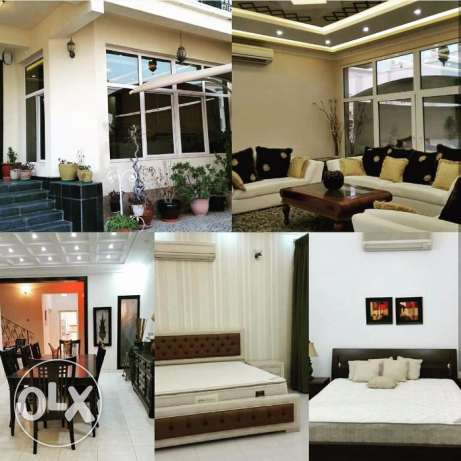 Fully Furnished luxurious Villa in Azziba