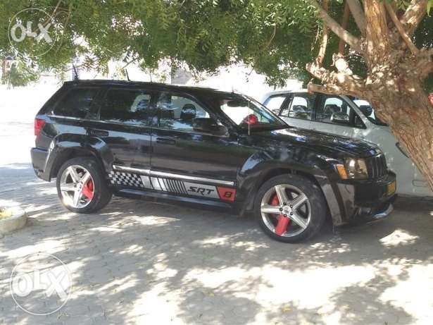Jeep Cherokee 2008 SRT8 for SALE مسقط -  6