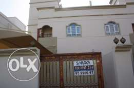 villa for rent in al mawaleh south level 4 10 bhk