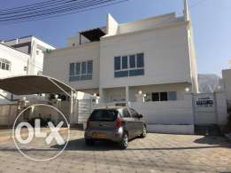 New villa for rent in bosher hights verry high quality for 850 omr