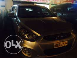 2013 1.6Hyundai accent from ote 1st party insurance brand new tyres