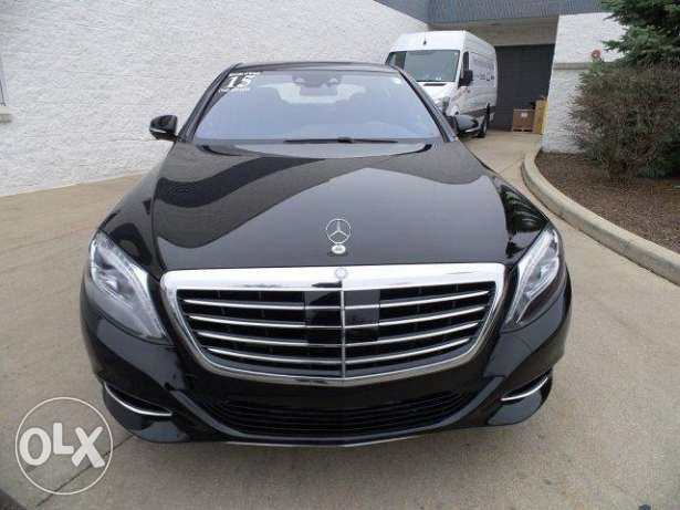 For Sell Used Certified 2015 Mercedes-Benz S550 4MATIC