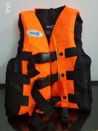 Child swimming vest
