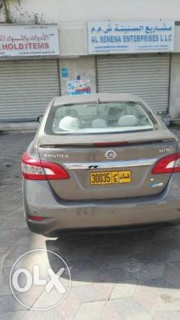 Nissan Sentra 2014 model - 25000 km.. for sale driven by Indian مسقط -  2