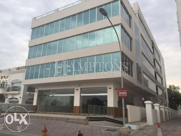 Commercial building for rent in Shatti Al Qurm
