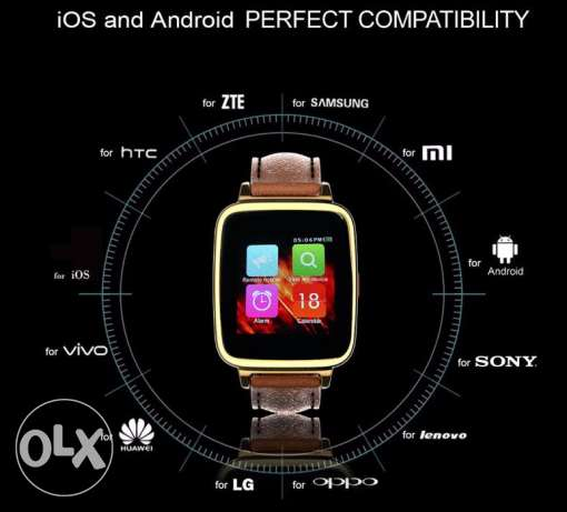 OUKITEL A28 Smart Watch for iOS Android - SILVER مسقط -  8