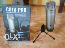 CO1U PRO professional mic studio