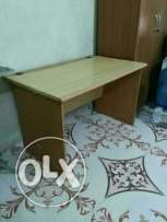 Wooden table & Dressing Table for urgent sale.