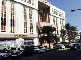 Show Room at Shatti Qurum Ground floor for Rent.