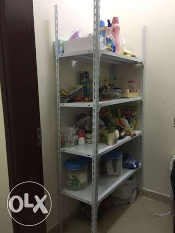 kitchen rack/storage rack for sale السيب -  2
