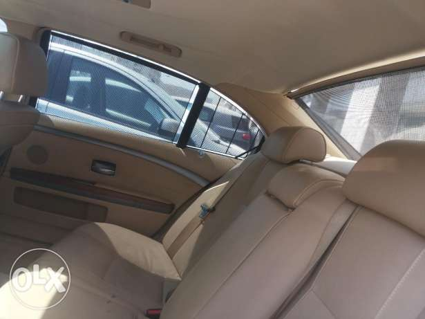 BMW 730 LI 2008 - For Sale - In Very Good Condition NO 1 مسقط -  5