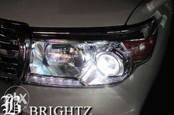 Toyota Land cruiser projection headlights (2008-13) Made in Japan