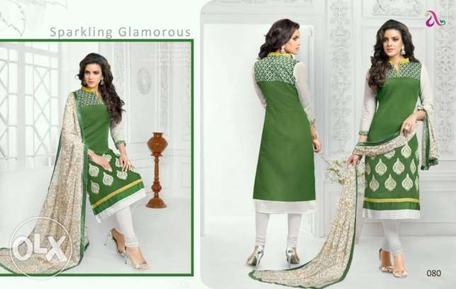 Cotton Suit for Girls