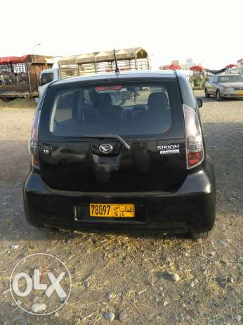Daihatsu Sirion 2008 full auto for Siale