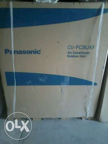 2.5 & 3 Ton Panasonic split ac