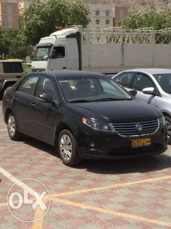 Geely GC7 1.8, 14,000km, 1 year old, full service history, OMR 2700