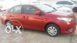 The economic Toyota yaris 2014 only 14000 km done