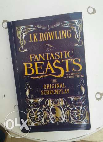 Fantntastic beasts and where to find them original screenplay