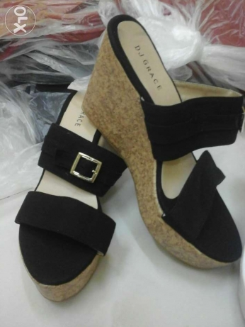 Wedge  sandals  size 39,40,42 السيب -  2