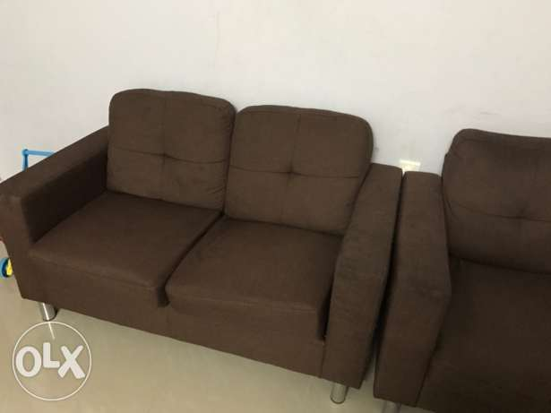 sofa very good mawleh same city center السيب -  2