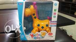 Baby Toy- Giraffe (with music and dance.