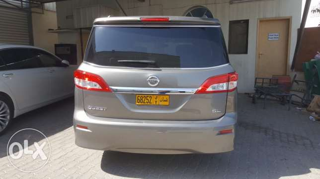 Nissan Car Quest, Excellent Condition, Very Less Driven, For sale, SUV مسقط -  3