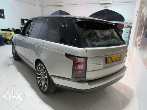 Range Rover vogue supercharger مسقط -  8