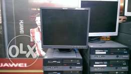 Branded /Used Desktop Computers for sale with warranty
