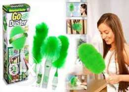 go duster battery operated cleaner