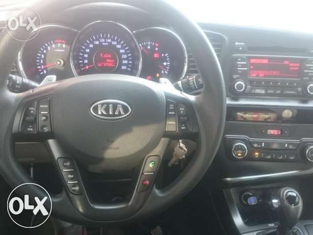 Kia Optima Dr driven model 2012 like new صحار -  3