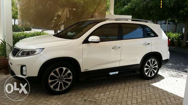 Kia Sorento EX 3.5 European Expat vehicle مسقط -  3